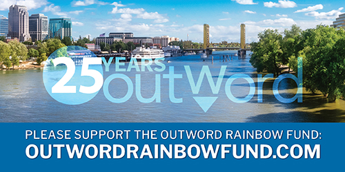 outword rainbow fund contribute